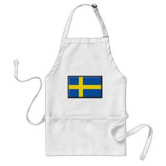Sweden Flag Aprons