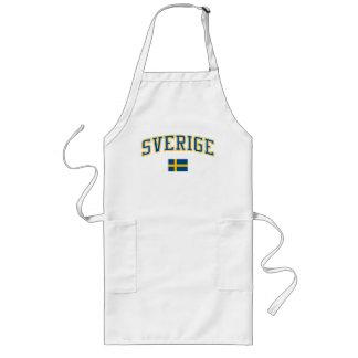 Sweden + Flag Aprons