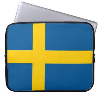 Sweden Flag Computer Sleeve