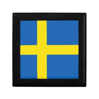 Sweden Flag Gift Box