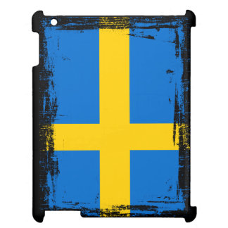 Sweden Flag iPad Covers