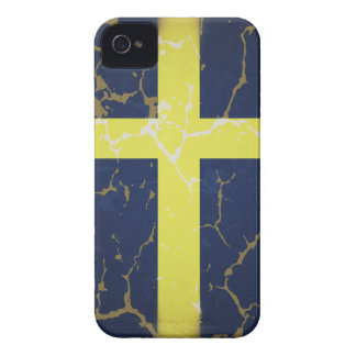 Sweden Flag iPhone 4 Cover