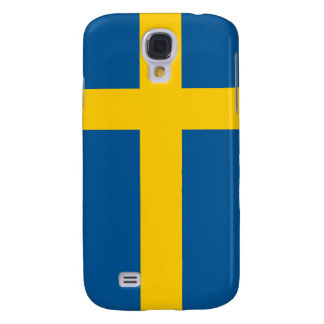 Sweden Flag iPhone Samsung Galaxy S4 Cover