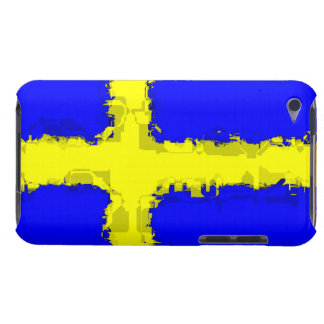 SWEDEN FLAG iPod Touch Case-Mate Case