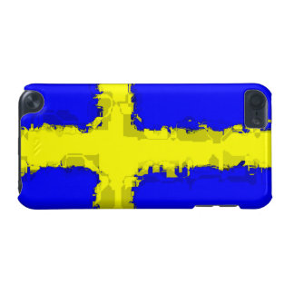 SWEDEN FLAG iPod Touch Speck Case