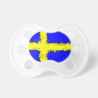 SWEDEN FLAG Pacifier BooginHead Pacifier
