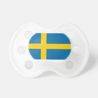 Sweden Flag Pacifier