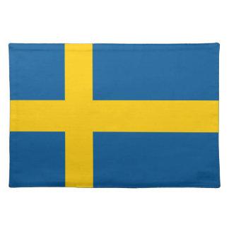 Sweden Flag Placemat