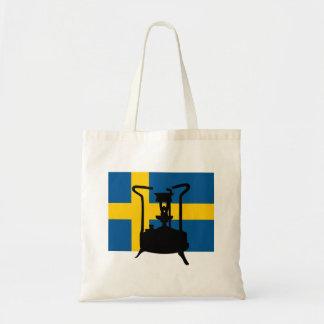 Sweden flag    Pressure stove Bags