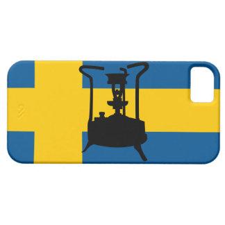 Sweden flag  | Pressure stove iPhone SE/5/5s Case