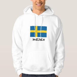 Sweden Flag Pullover