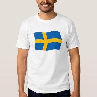 Sweden Flag Shirt