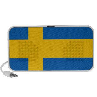sweden flag speakers