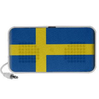 Sweden Flag iPod Speaker
