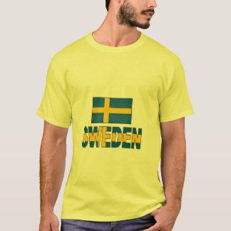 Sweden flag T-Shirt