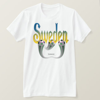 Sweden Football Men's T-Shirt