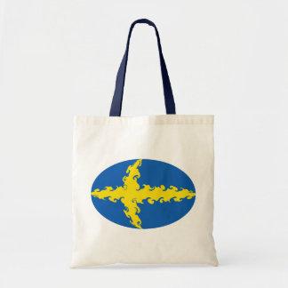 Sweden Gnarly Flag Bag