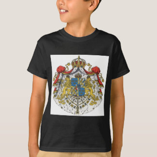 Sweden greater coat of arms T-Shirt