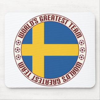 Sweden Greatest Team Mouse Pad