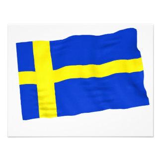 sweden custom invitations