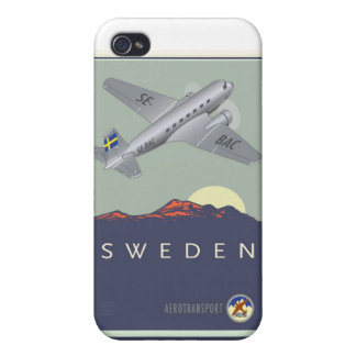 Sweden iPhone 4 Cover