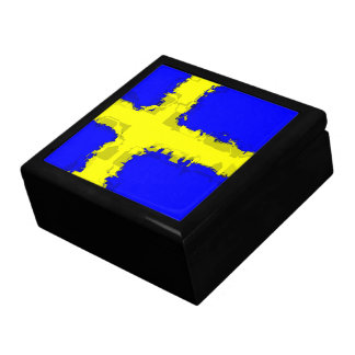 SWEDEN Keepsake Box