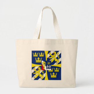 Sweden Kings Personal Standard Canvas Bags