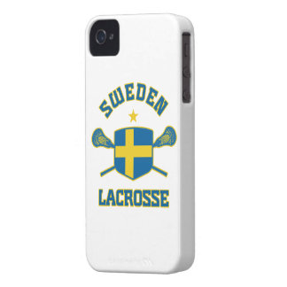 Sweden Lacrosse iphone cover