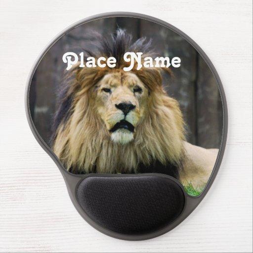 Sweden Lion Gel Mouse Pad