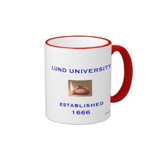 Sweden - Lund University Custom Mug