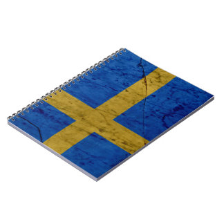 Sweden Marble Stone Notebook