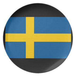 Sweden Melamine Plate