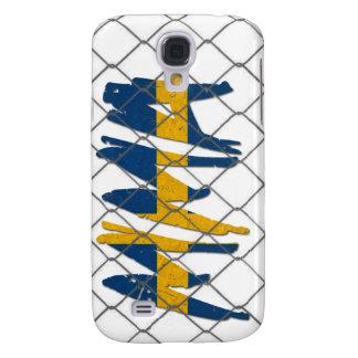 Sweden MMA white iPhone 3G/3GS case