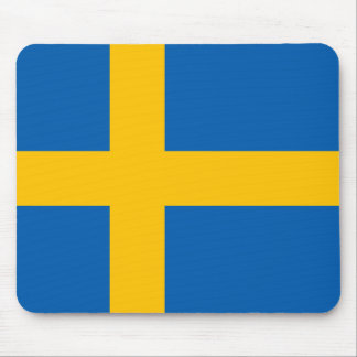 Sweden Mouse Pads
