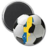 Sweden national team refrigerator magnet