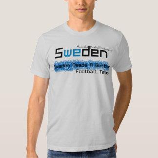 Sweden Needs A Better Football Team Shirt