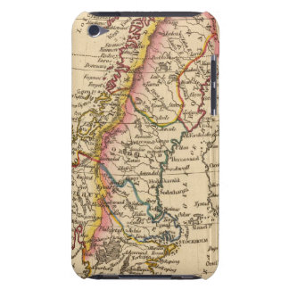 Sweden, Norway 2 iPod Touch Cover