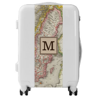 Sweden, Norway 2 | Monogram Luggage