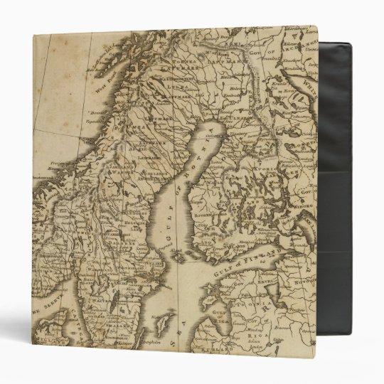 Sweden, Norway 3 Binder