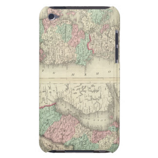 Sweden, Norway, and Denmark 2 iPod Touch Case-Mate Case