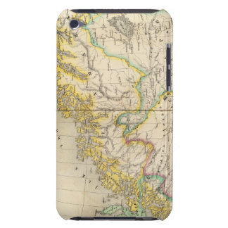 Sweden, Norway Atlas Map Case-Mate iPod Touch Case