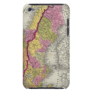 Sweden & Norway iPod Touch Case-Mate Case