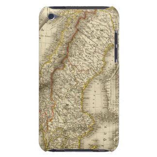 Sweden, Norway, Denmark iPod Touch Cases