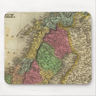 Sweden & Norway Mousepads