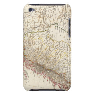 Sweden & Norway, northern, Russia iPod Case-Mate Case