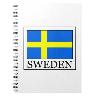 Sweden Note Book