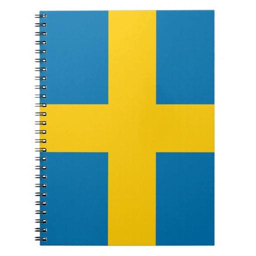 Sweden Notebook