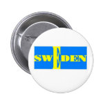 SWEDEN OLYMPIC Button