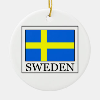 Sweden ornament