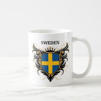 Sweden [personalize] coffee mug
